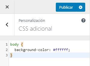 Agregar CSS en Oxygen Builder